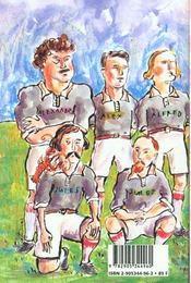François, Alfred, Gustave et les autres... - 4ème de couverture - Format classique