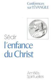 L'enfance du christ - Couverture - Format classique