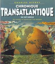 Chroniques transatlantiques - Intérieur - Format classique