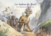 Les Indiens du Brésil - Couverture - Format classique