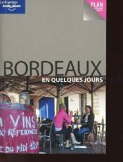 Bordeaux en quelques jours - Couverture - Format classique
