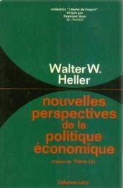 Nouvelles perspectives de la politique économique. - Couverture - Format classique