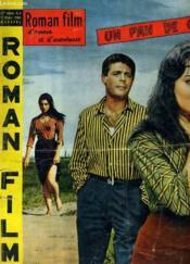 ROMAN FILM 4ème ANNEE - N°3 - Couverture - Format classique