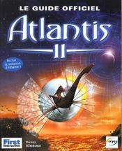 Atlantis Ii - Intérieur - Format classique