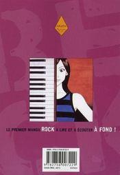 Beck t.21 - 4ème de couverture - Format classique