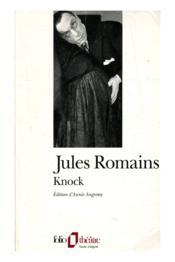 Knock - Couverture - Format classique