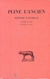Histoire naturelle l5 (1ere partie) - Couverture - Format classique