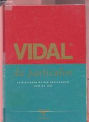Vidal Du Particulier - Couverture - Format classique