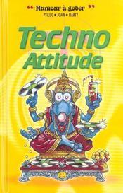 Techno Attitude - Intérieur - Format classique