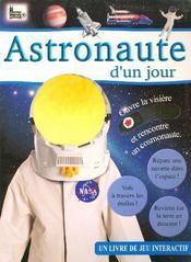Astronaute D'Un Jour - Intérieur - Format classique