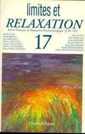 Rev.Fran.Relax.Psy 17 97 Limites Rel - Couverture - Format classique