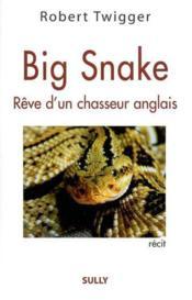 Big snake - Couverture - Format classique