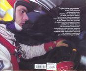 Sebastien loeb trajectoire gagnante - 4ème de couverture - Format classique