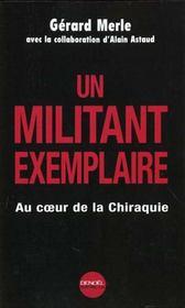 Un Militant Exemplaire - Intérieur - Format classique