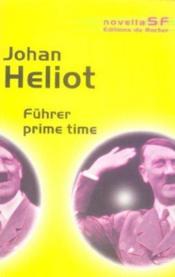 Fuhrer prime time - Couverture - Format classique