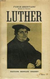 Luther. - Couverture - Format classique