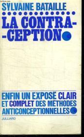 La Contra - Ception. - Couverture - Format classique