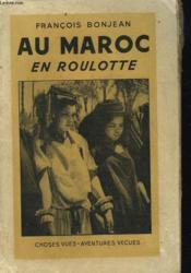 Au Maroc En Roulotte - Couverture - Format classique