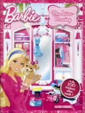 Barbie ; mon livre-dressing - Couverture - Format classique