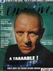CINE LIVE - N° 44 - HANNIBAL - Ridley Scoot fait revenir Anthony Hopkins - Couverture - Format classique