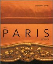 The Paris Interior - Couverture - Format classique