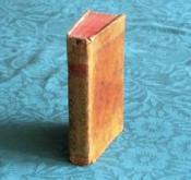 Oeuvres choisies de M. Rousseau. - Couverture - Format classique