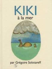 Kiki à la mer - Couverture - Format classique