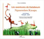 Les aventures de kataboum - Couverture - Format classique