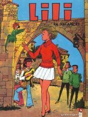 Lili t.21 ; Lili en vacances - Intérieur - Format classique