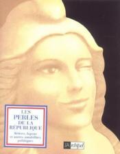 Les Perles De La Republique - Couverture - Format classique