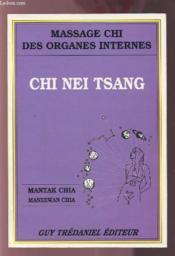 Massage chi des organes internes - Couverture - Format classique
