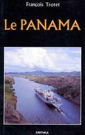 Le Panama - Couverture - Format classique