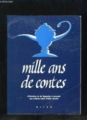 Mille ans de contes t.1 - Couverture - Format classique