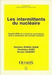 Les intermittents du nucléaire - Couverture - Format classique