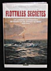 Flottes secretes - Couverture - Format classique