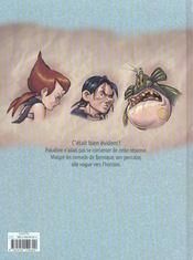LES PASSAGERS DE LA DERNIERE VAGUE T.1 ; Acanthocarde - 4ème de couverture - Format classique