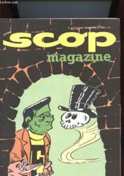Scop Magazine N°5 - Couverture - Format classique
