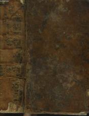 BIBLIA SACRA. Vulgatae editionis, Sixti V. et Clementis VIII. Pont. Max. jussu recognita atque edita. Editio nova, versiculis distincta. - Couverture - Format classique