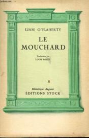 Le Mouchard - Couverture - Format classique