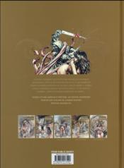 Druuna ; INTEGRALE VOL.1 ; T.1 ET T.2 ; morbus gravis, delta - 4ème de couverture - Format classique