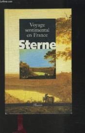 Voyage Sentimental (Le) - Couverture - Format classique