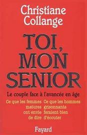 Toi, Mon Senior - Intérieur - Format classique