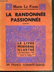 La Randonnee Passionnee - Couverture - Format classique