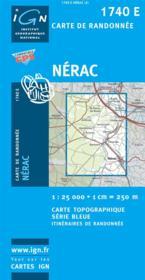 Nérac - Couverture - Format classique