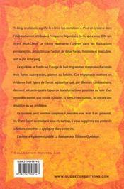 Initiation Au Yi-King - 4ème de couverture - Format classique