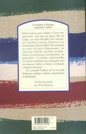 Aux confins du Fricandeau - 4ème de couverture - Format classique