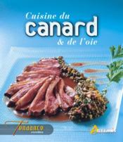 Cuisine du canard et de l'oie - Couverture - Format classique