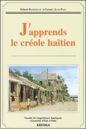 J'apprends le créole haïtien - Couverture - Format classique