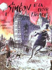 Simeon Et La Petite Pieuvre - Intérieur - Format classique