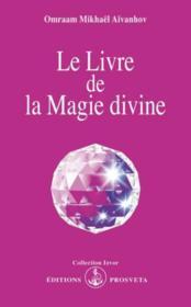 Le livre de la magie divine - Couverture - Format classique